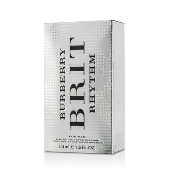 バーバリー ブリット リズム インテンス オードトワレ 50mlの商品画像 3