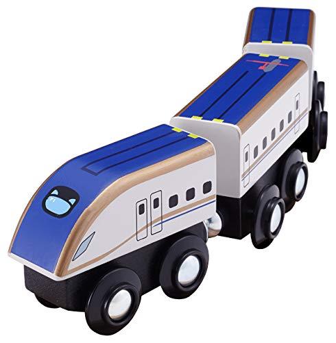 ポポンデッタ moku TRAIN E7系新幹線かがやき MOK-004の商品画像|ナビ