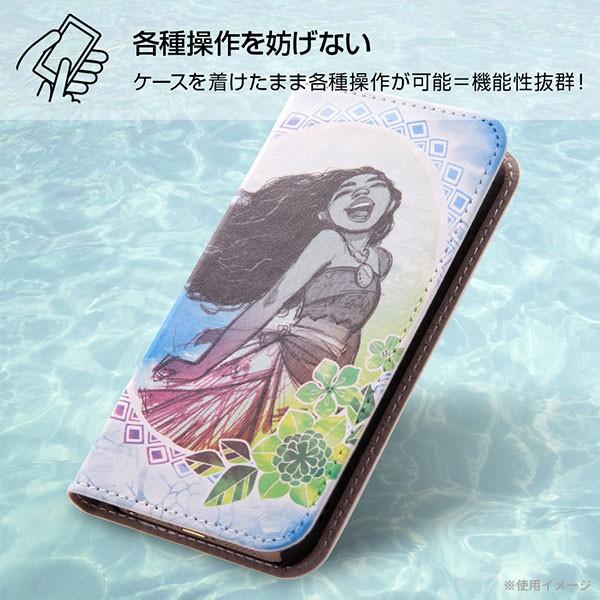 iPhone SE/5s/5用 ブックカバーケース モアナと伝説の海 モアナ5 IJ-DP5LC/MD005の商品画像 2