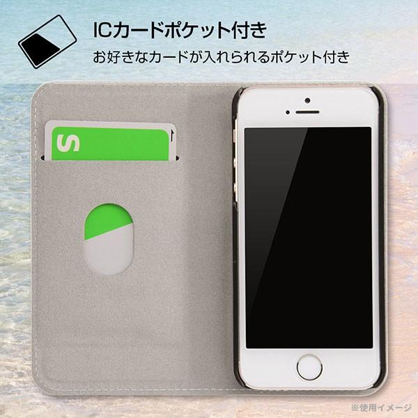 iPhone SE/5s/5用 ブックカバーケース モアナと伝説の海 モアナ5 IJ-DP5LC/MD005の商品画像 3