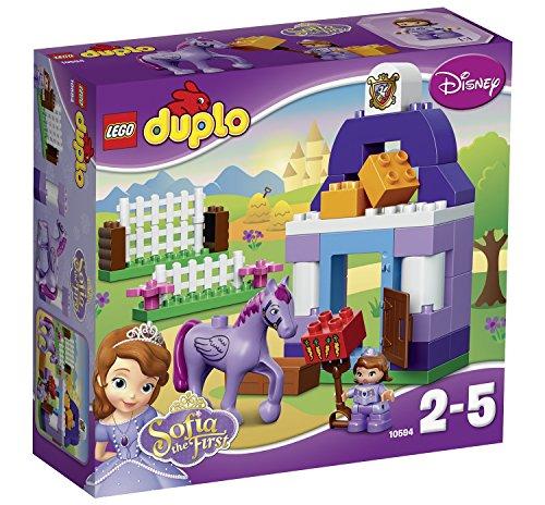 レゴ 10594 ちいさなプリンセス ソフィア おしろのウマの商品画像|ナビ