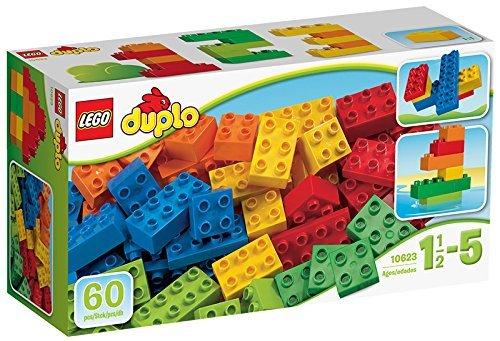 レゴ 10623 デュプロのアイデアパーツ<ベーシックセット>の商品画像 ナビ