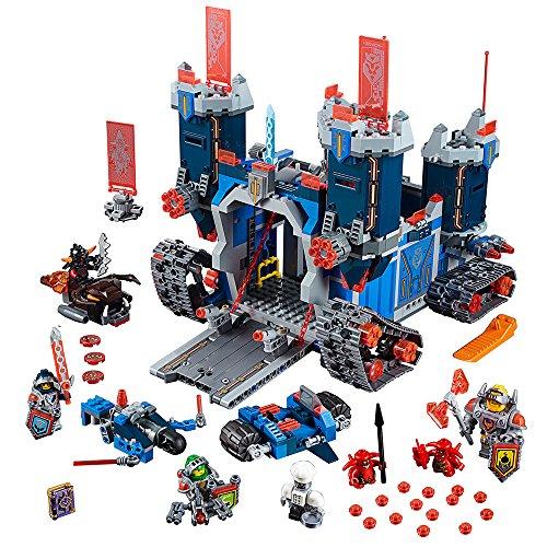 レゴ 70317 移動城塞フォートレックスの商品画像 ナビ