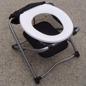 簡易トイレ ポータブルトイレ4401(簡易トイレ 災害 防災グッズ 避難 防災用品 キャンプ)