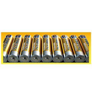 東芝 アルカリ乾電池 アルカリ1 LR6AG 2EC(単3形 2本入)の商品画像|2
