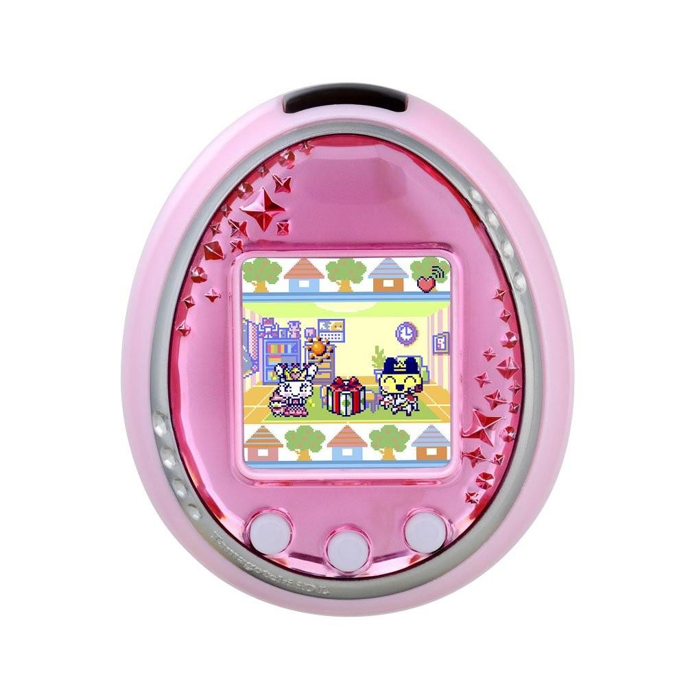 バンダイ たまごっち Tamagotchi iD(L ピンク)の商品画像|ナビ