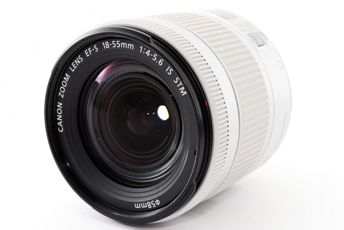 キヤノン EFレンズ EF-S18-55mm F4-5.6 IS STMの商品画像|2