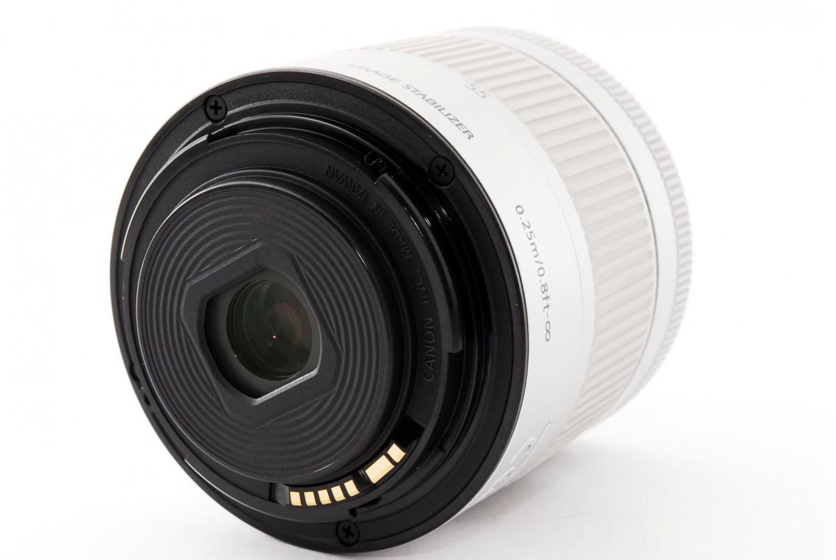 キヤノン EFレンズ EF-S18-55mm F4-5.6 IS STMの商品画像|4