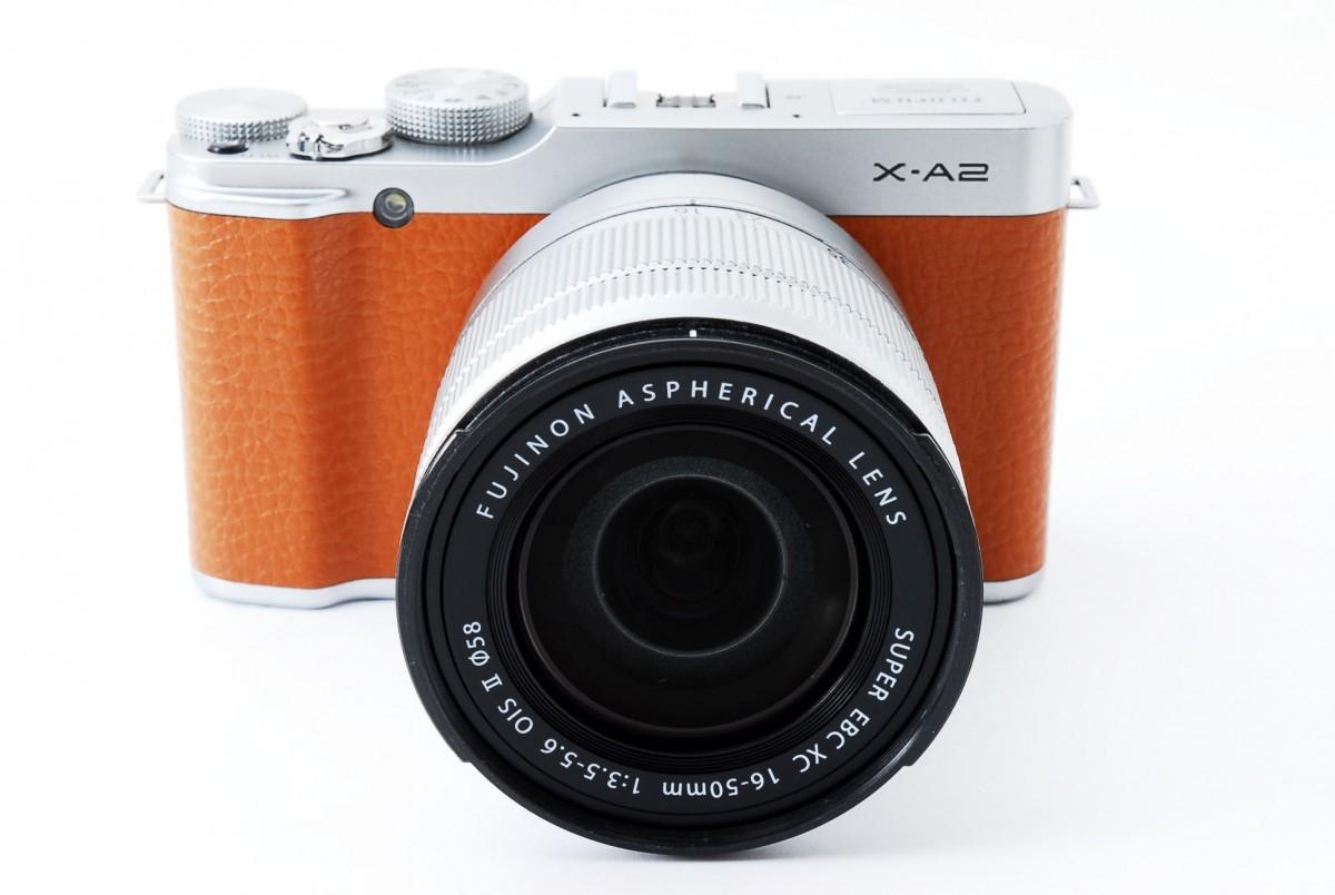 富士フィルム FUJIFILM Xシリーズ X-A5 レンズキット(ブラウン)の商品画像|3