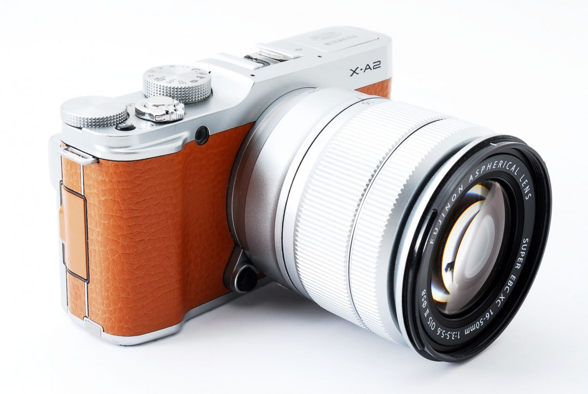 富士フィルム FUJIFILM Xシリーズ X-A5 レンズキット(ブラウン)の商品画像|4