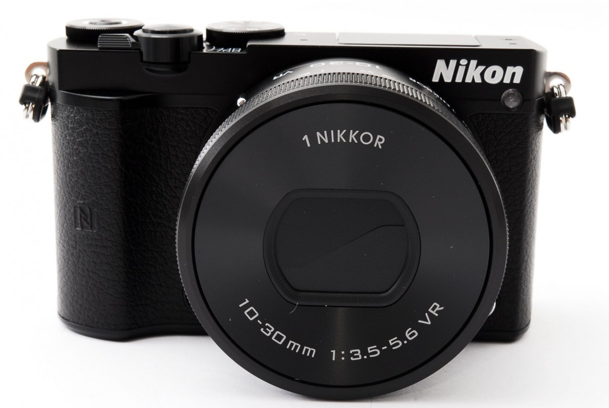 ニコン ニコンワン Nikon 1 J5 標準パワーズームレンズキット(ブラック)の商品画像|3