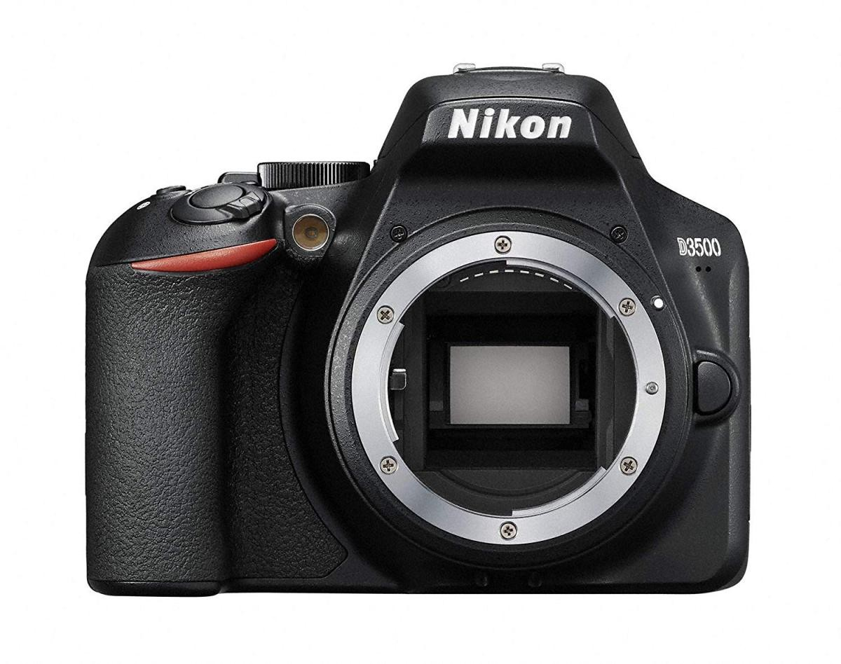 ニコン ニコンDシリーズ D3500 ボディ(ブラック)の商品画像|ナビ