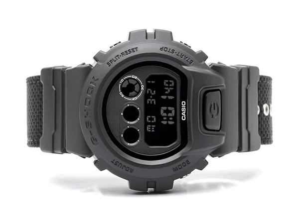 カシオ G-SHOCK ミリタリーブラック DW-6900BBN-1DRの商品画像|2
