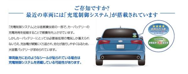 パナソニック ブル-バッテリ- caos(カオス)標準車(充電制御車)用 60B19Lの商品画像|2