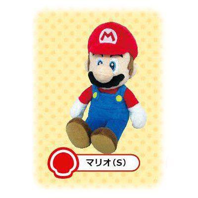 スーパーマリオ オールスターコレクション ぬいぐるみ S (マリオ) AC01の商品画像 ナビ