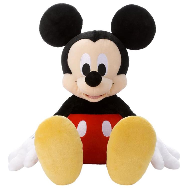 ディズニーキャラクター グッドルック ぬいぐるみ2L ミッキーマウスの商品画像 ナビ