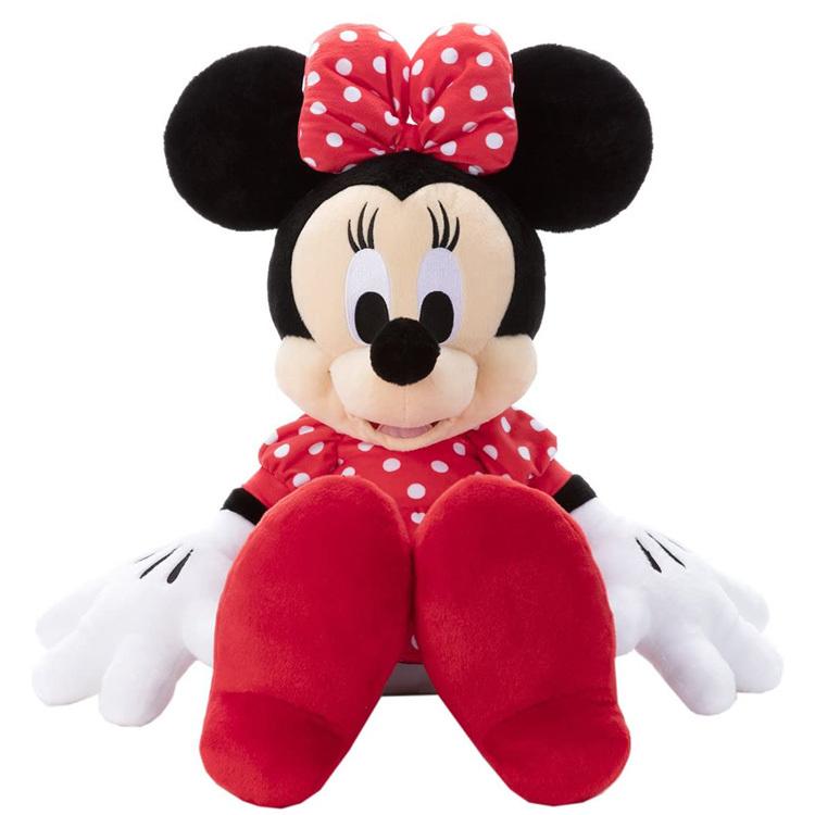 ディズニーキャラクター グッドルック ぬいぐるみ2L ミニーマウスの商品画像 ナビ