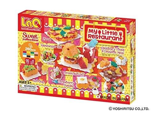 LaQ スイートコレクション マイリトルレストランの商品画像|ナビ