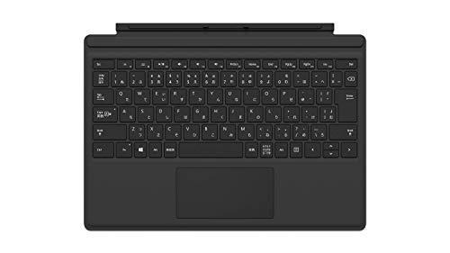 Surface Pro タイプ カバー FMM-00019 (ブラック)の商品画像|ナビ
