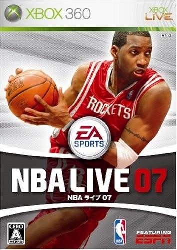 【xbox360】 NBA ライブ 07の商品画像|ナビ