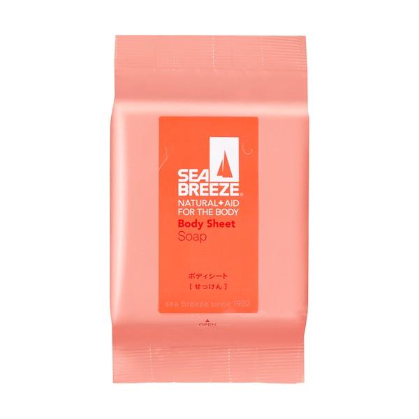 シーブリーズ ボディシート せっけんの香り 30枚入の商品画像|3