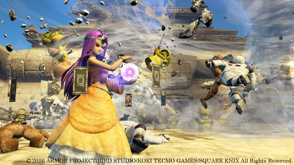 【PSVita】スクウェア・エニックス ドラゴンクエストヒーローズII 双子の王と予言の終わりの商品画像|3