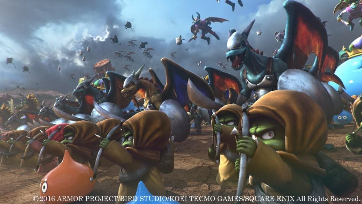 【PSVita】スクウェア・エニックス ドラゴンクエストヒーローズII 双子の王と予言の終わりの商品画像|4
