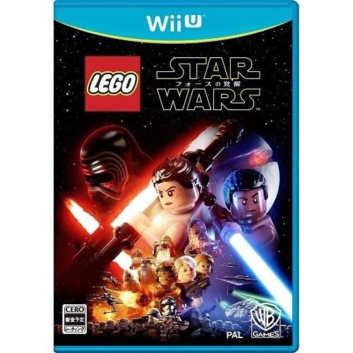 【Wii U】ワーナー・エンターテイメント・ジャパン LEGO スター・ウォーズ/フォースの覚醒の商品画像 ナビ
