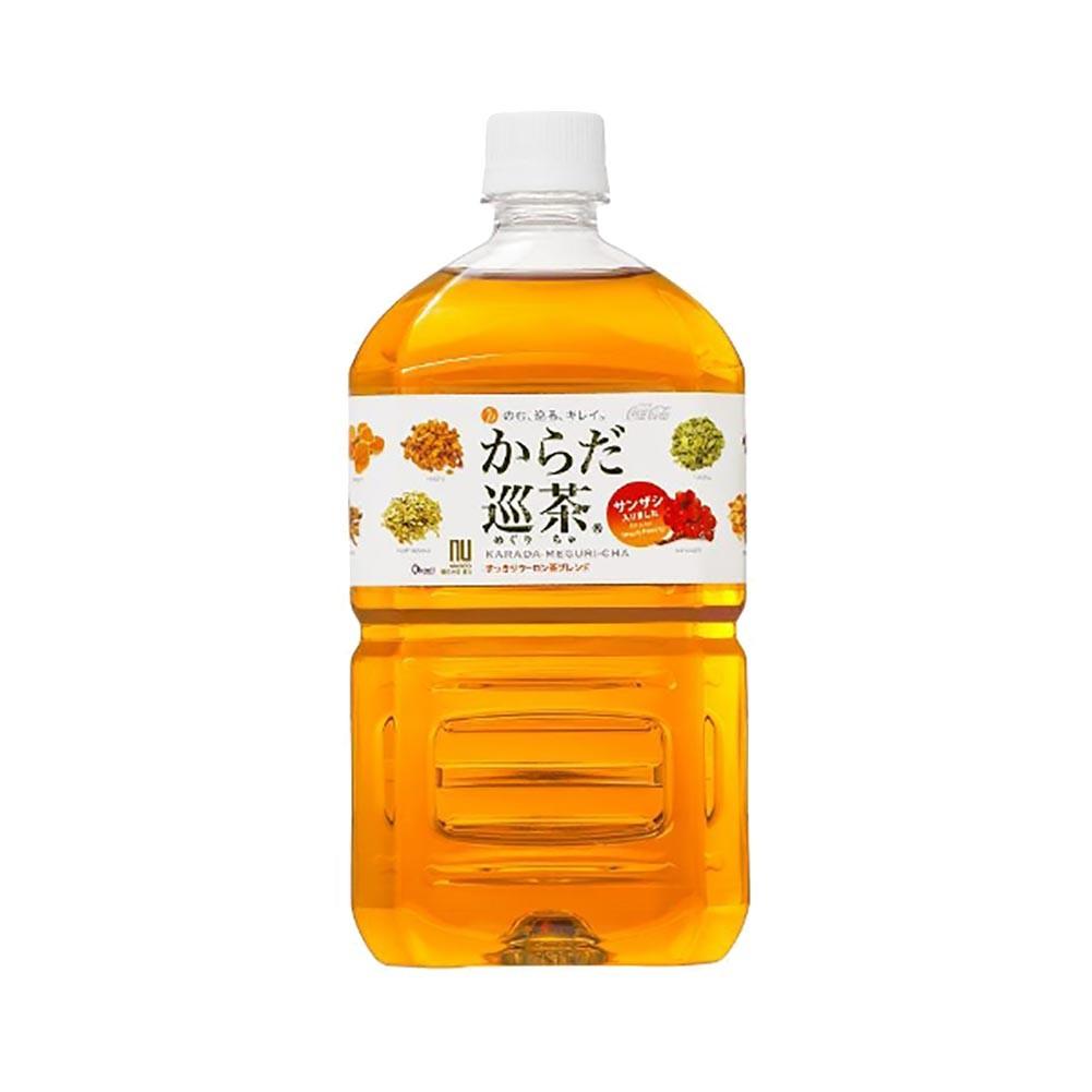 コカ・コーラ からだ巡茶 1L × 24本 ペットボトルの商品画像|3