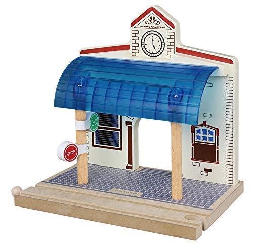 ポポンデッタ moku TRAIN 青い屋根の駅 MOK-802の商品画像 ナビ