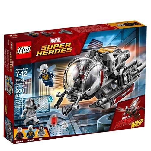 76109 スーパー・ヒーローズ アントマン:クアンタム・ビークルの攻撃の商品画像 ナビ