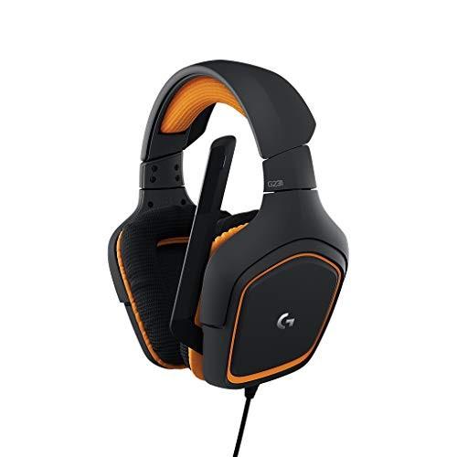 ロジクール G231 ゲーミングヘッドセット PS4-073の商品画像|ナビ