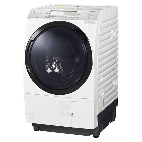 ななめドラム洗濯乾燥機 左開き NA-VX700AL-W (クリスタルホワイト)の商品画像|ナビ