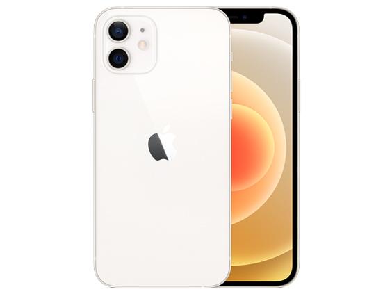 iPhone 12 128GB ホワイト SIMフリーの商品画像|ナビ