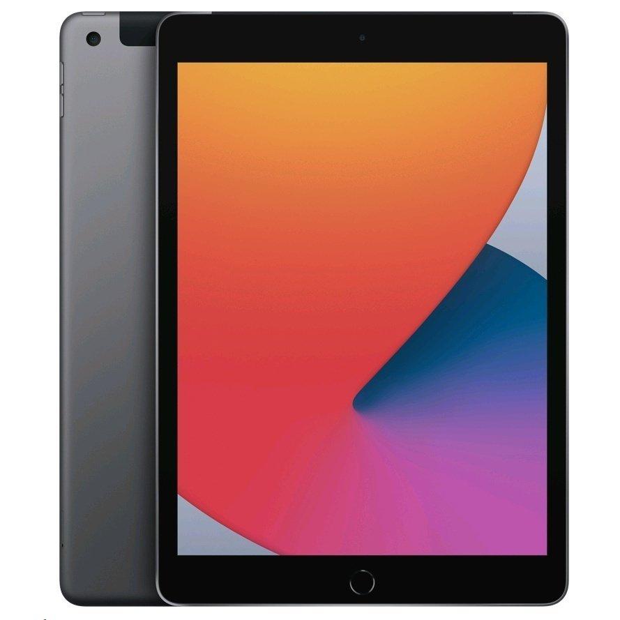 iPad 10.2インチ Wi-Fi 128GB スペースグレイ 2020年モデルの商品画像 ナビ