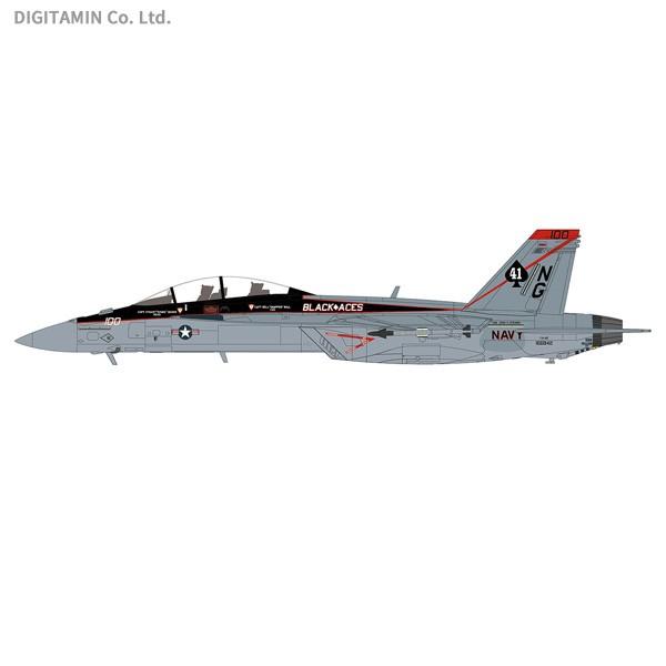 F/A-18F スーパーホーネット `VFA-41 ブラックエイセスCAG機` (1/72スケール HA5111)の商品画像|ナビ