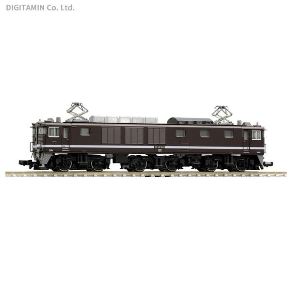 トミーテック TOMIX JR EF64-1000形電気機関車(1052号機・茶色) 7133の商品画像|ナビ