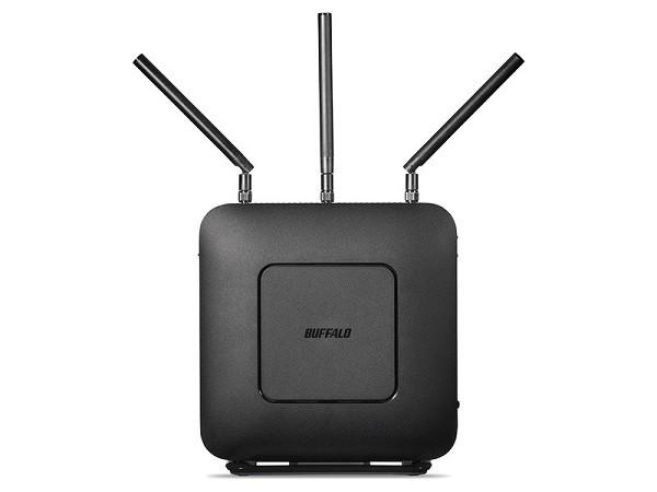 バッファロー IEEE 802.11ac対応Wi-Fiルーター WXR-1750DHPの商品画像|4