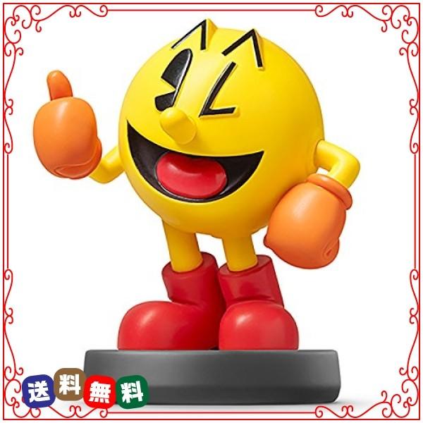 任天堂 Wii U/3DS amiibo パックマン(大乱闘スマッシュブラザーズシリーズ)の商品画像|ナビ
