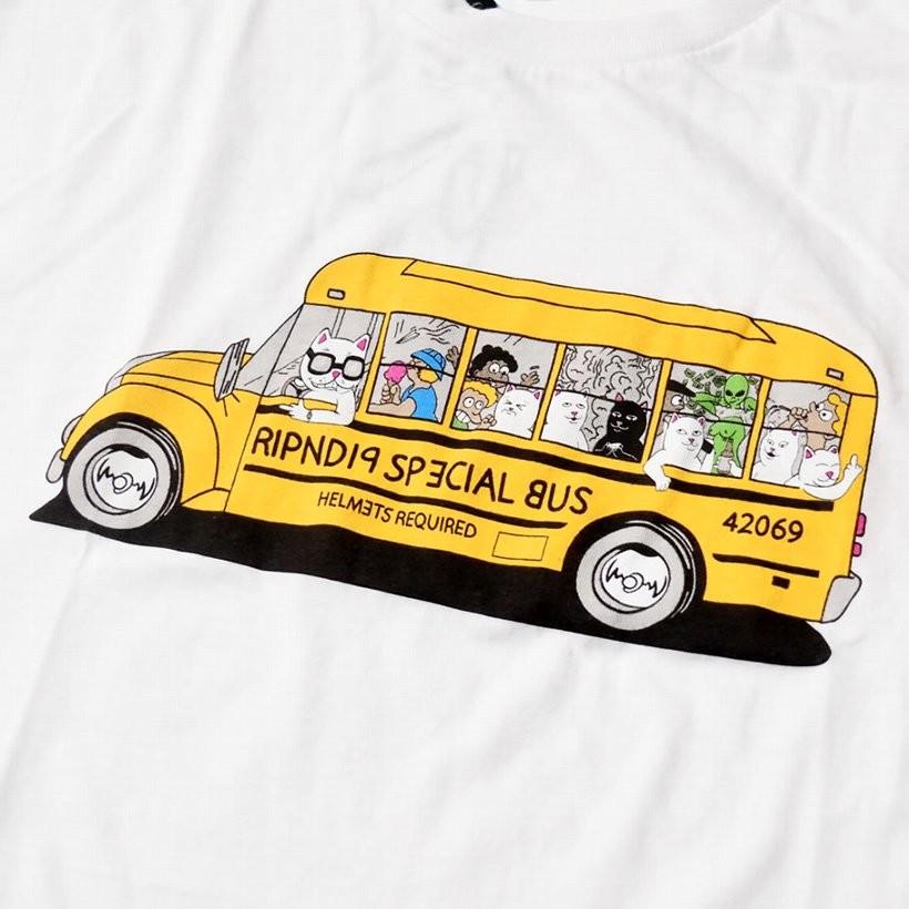 RIPNDIP Tシャツ メンズ 半袖 ブランド スケボー おしゃれ コーデ RND3769 大きいサイズ
