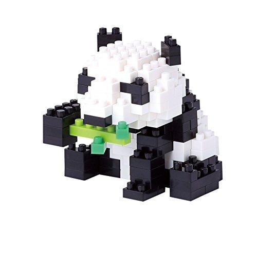 ナノブロック ジャイアントパンダ NBC_159の商品画像|ナビ