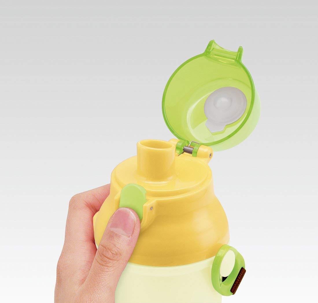 食洗機対応直飲みプラワンタッチボトル となりのトトロ プランツ柄 0.48L PSB5SANの商品画像|3