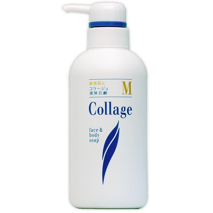 コラージュM液体石鹸 400mlの商品画像|ナビ