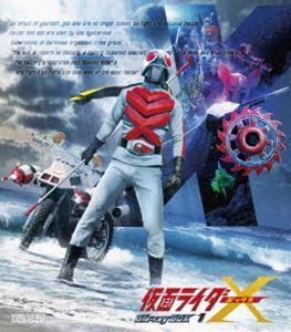 仮面ライダーX Blu-ray BOX