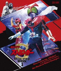 仮面ライダーストロンガー Blu-ray BOX