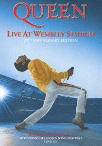 クイーン/ライヴ・アット・ウェンブリー・スタジアム<25周年記念スタンダード・エディション>