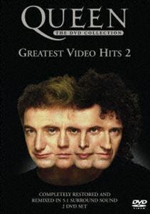 クイーン/グレイテスト・ビデオ・ヒッツ2 DVD