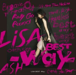 LiSA BEST -Way-