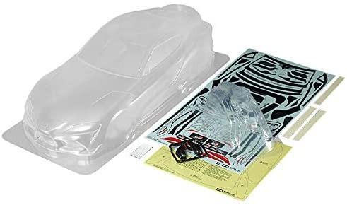 タミヤ SP.1622 1/10RC トヨタ GR スープラ スペアボディセット 51622の商品画像|ナビ