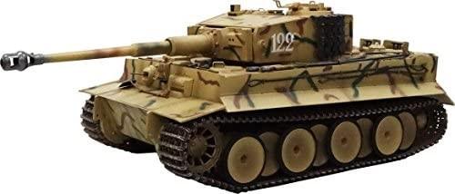 童友社 1/16RC ドイツ重戦車 タイガーI 2.4GHz 赤外線バトルシステム付きの商品画像 ナビ
